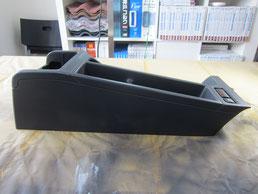BMW318CIクーペ の センターコンソールボックス の 傷・塗装剥げ(めくれ)・塗装べたつき(ベタベタ)のリペア(修理・修復・再生)後の写真⑨、取り外し状態