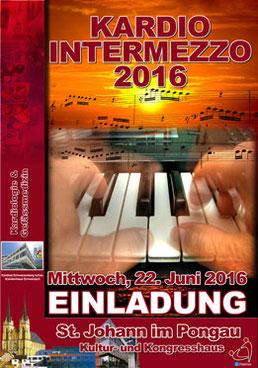 Kardio Intermezzo 2015