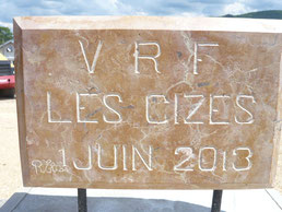 POSE 1ère PIERRE 01/06/2013