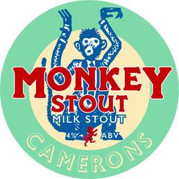 CAMERONS MONKEY STOUT