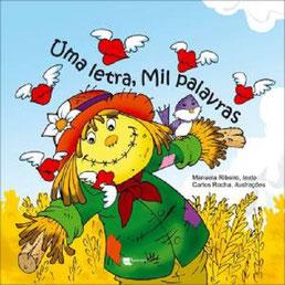 Livro infantil Um Fantasminha no Jardim