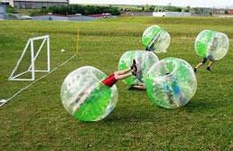 Bubble Soccer Kindergeburtstag Frankfurt Fußball Bumper Ball Bubble Bälle Verleih Deutschland