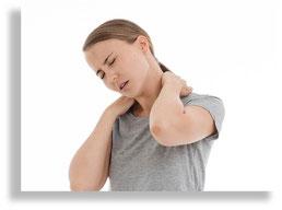 Schulter-Nacken Syndorm mit yogatherapeutischen Ansätzen lindern