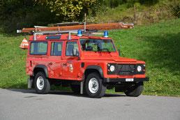 Mannschaftstransport und Zugfahrzeug, LU 204