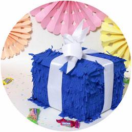 Bild: DIY Pinata, Ideen zum Geburtstag feiern, eine Blogparade zur #Geburtstagsparty von Partystories.de