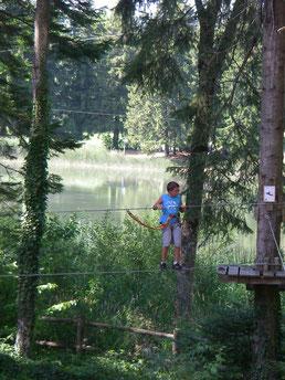 parc aventure du bugey pour les scolaires et enfants