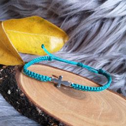 Armband Kreuz klein  12,50 Euro