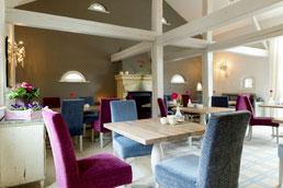 Café im Hotel Aarnhoog