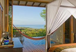 Casa Chameleon Zimmer mit Ausblick und Plunge Pool