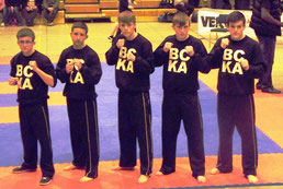 BCKA Team Clash