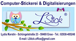 Logo LStick