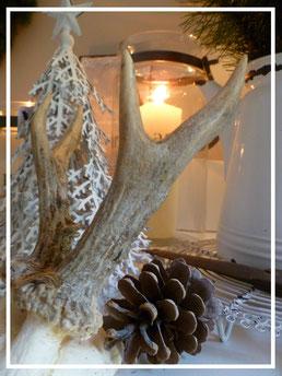 Weihnachten kann so skandinavisch schön sein - Dekorationen aus der Sternschnuppe home & garden.