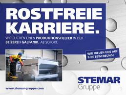 Stemar auf der Fish international Bremen, Entwässerungstechnik, Fisch Produktions Betriebe
