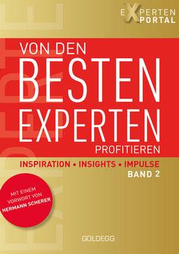 Max Beier im Buch  Von den besten Experten profitieren