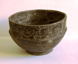 Stamped pottery - Late Roman period