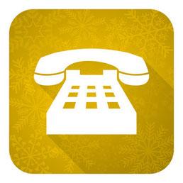 Telefon/ HAndy anrufen/ telefonieren