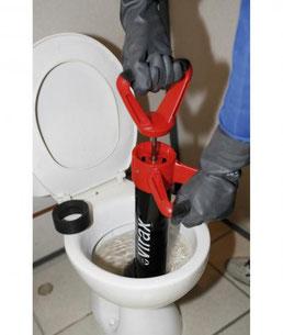 Debouchage canalisation pompe manuelle 11