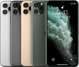 iPhone X, versch. Farben