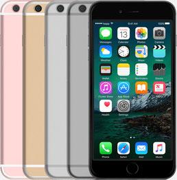 iPhone 6S Plus, versch. Farben