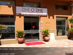 Zine O'Zine Coiffure & Spa Marrakech - Maroc on point