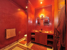Salon Zina Marrakech - Maroc on point