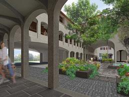 Studienauftrag, Kloster Wesemlin, Luzern