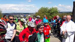 Radfahrersegnung 2016 Winterberg