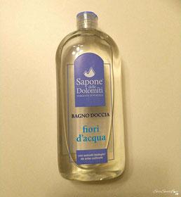 Bagnodoccia Fiori d'acqua da 500 ml sapone delle Dolomiti