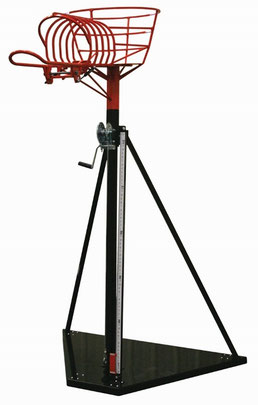 Spalding McCall´s Rebounder, Spalding Training