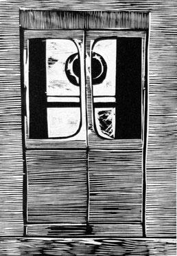 VORORTZUG   2008  30 x 20,5 cm