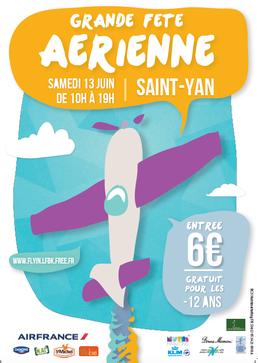 Reportage Photos Fly in LFBK St-Yan 2015, Fly in LFBK St-Yan 2015, Meeting Aerien 2015