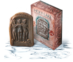 Refan Schlammseife Holy Lake 120g