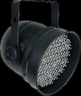 LED Par Lichttechnik mieten