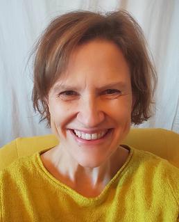 La coach littéraire Sylvie Gier