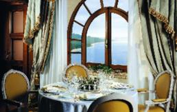 Altafiumara Resort & Spa in Restaurant