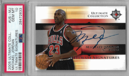 ULTIMATE SIGNATURES - No. US-MJ