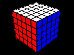 Figura 3: Resolución del cubo.