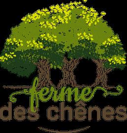 LOGO  // FERME DES CHENES