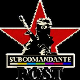 Sub Comandante Postproducción logo