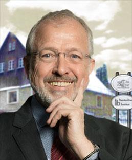 Portrait Dr. Heinz Bettmann