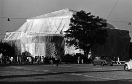 Wrapped Kunsthalle Bern  (© Christo)