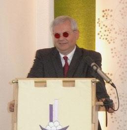 Prediger Sieghard Reiter aus Rostock