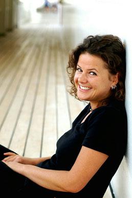 Frau Stefanie Ella Scheidler auf der AIDA