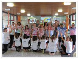 Street-Dance-AG Beethovenschule Singen