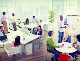 Pour constituer les équipes et travailler sur le comment innover, il faut identifier les rôles préférentiels des collaborateurs.