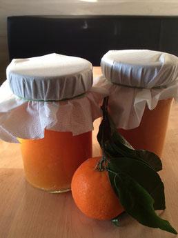 Erstlinge: Mandarinen MichiLade