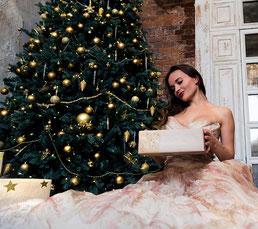 Frau Geschenk Weihnachten