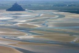 Le Mont Saint Michel & la Baie, le joyau & son écrin
