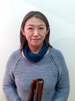 NOZOMI SHIMIZU - insegnante di flauto