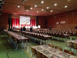 Catering GV Raiffeisenbank Aesch-Pfeffingen